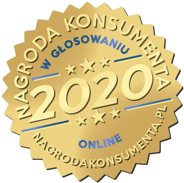 Panele-Sloneczne.com NAGRODA KONSUMENTA 2020
