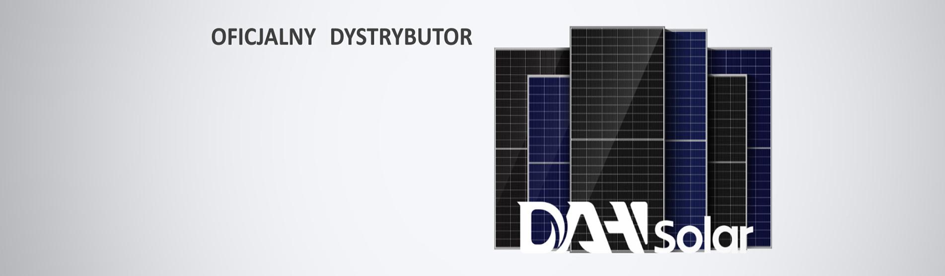panele słoneczne firmy DAH-Solar